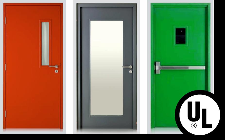 UL Fire Doors