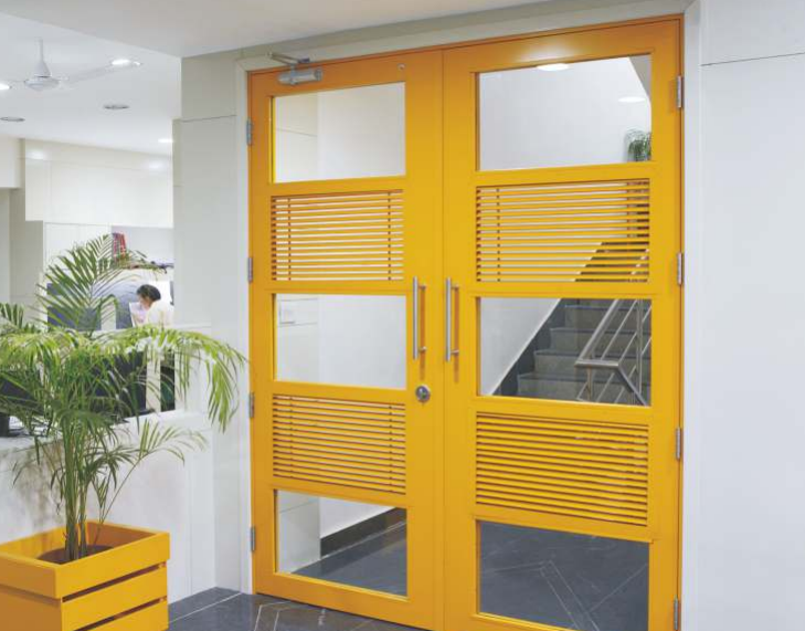 Hormann bangladesh bgtic steel door glazed louvers.png