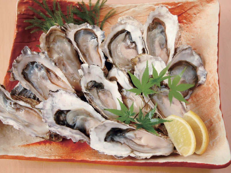 厚岸産生牡蠣<br>Akkeshi produced Oyster ($48/$88)