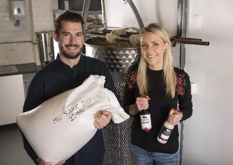 evening standard - UK's first sake brewery opens in Peckham