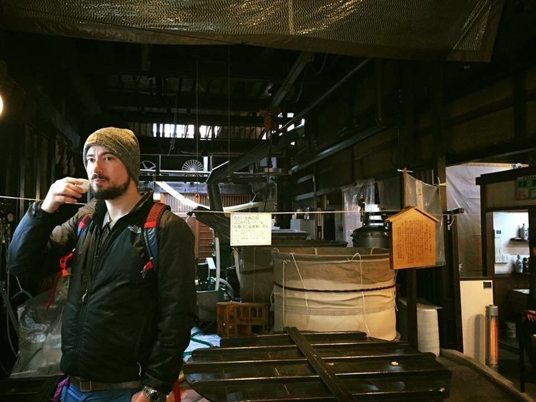 inside japan - East meets.. The UK's first sake brewery