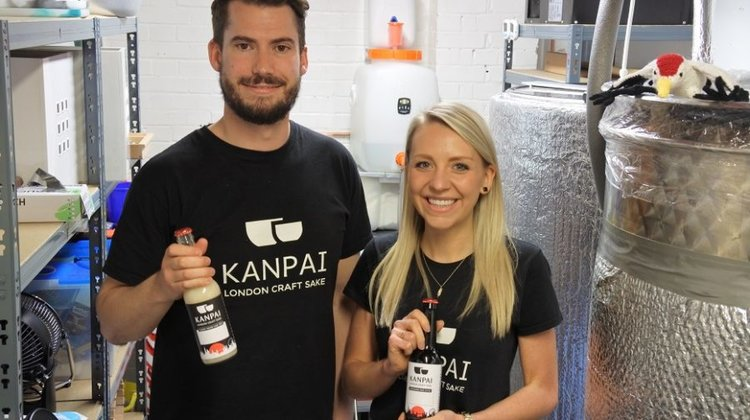 southwark news - A TASTE OF JAPAN – COUPLE OPEN UK'S FIRST SAKE BREWERY IN PECKHAM