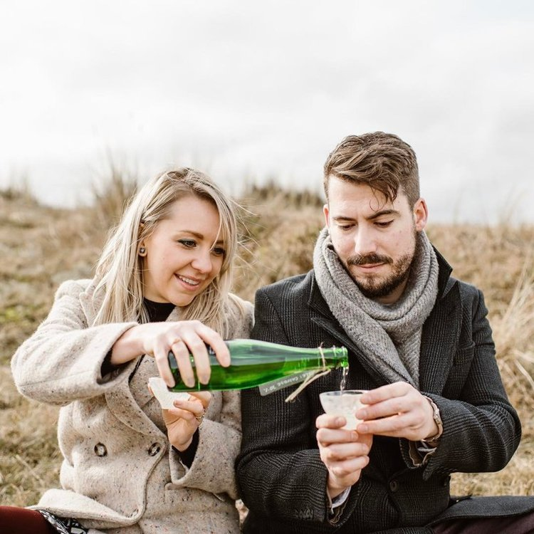 tasting britain - Q&A - LUCY HOLMES AND TOM WILSON [KANPAI SAKE]