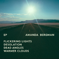 Artist:  Amanda Bergman  Album:  Flickering Lights EP  Year:  2016  Credit:  Producer, songwriter, musician
