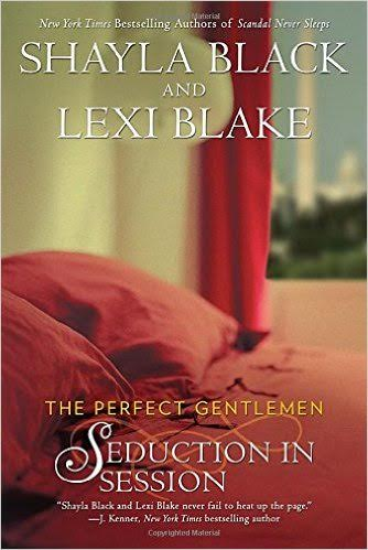 Seduction in Session  by  Shayla Black and Lexi Blake   shaylablack.com   lexiblake.net  Available in  paperback  and  Kindle