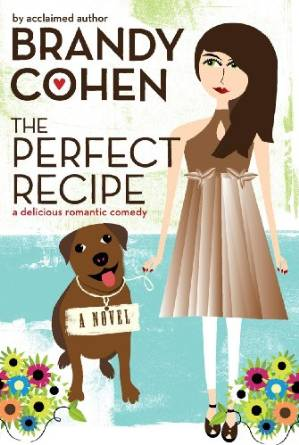 The Perfect Recipe  by  Brandy Cohen  Available in  paperback  and  Kindle