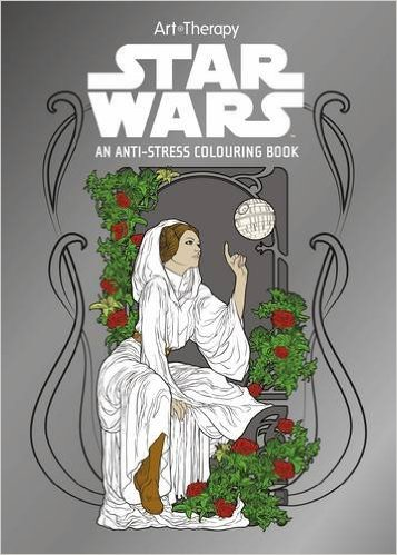 Star Wars Art Therapy Colouring Book  from  Egmont Books