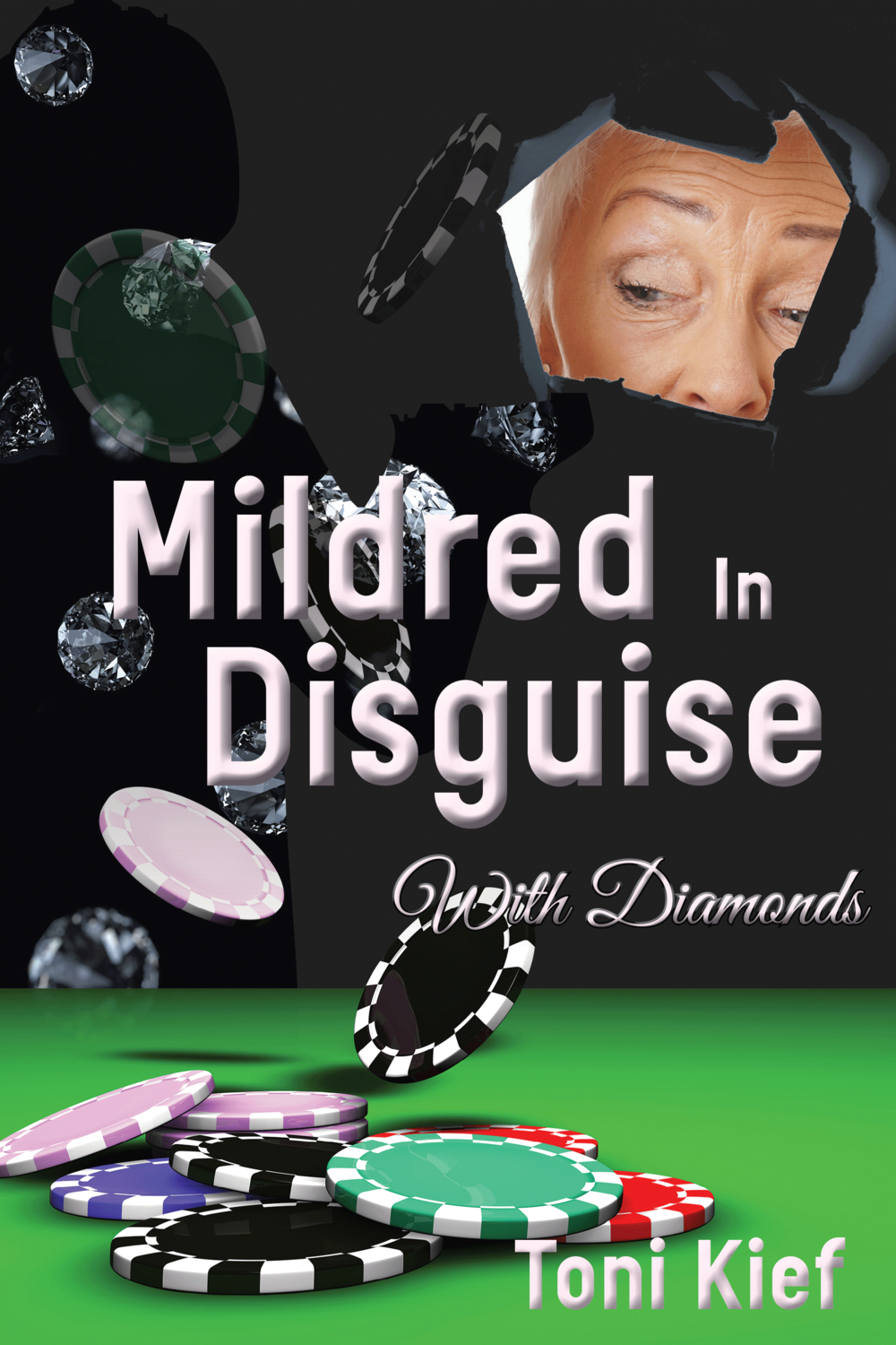 Mildred in Disguise with Diamonds by Toni Kief