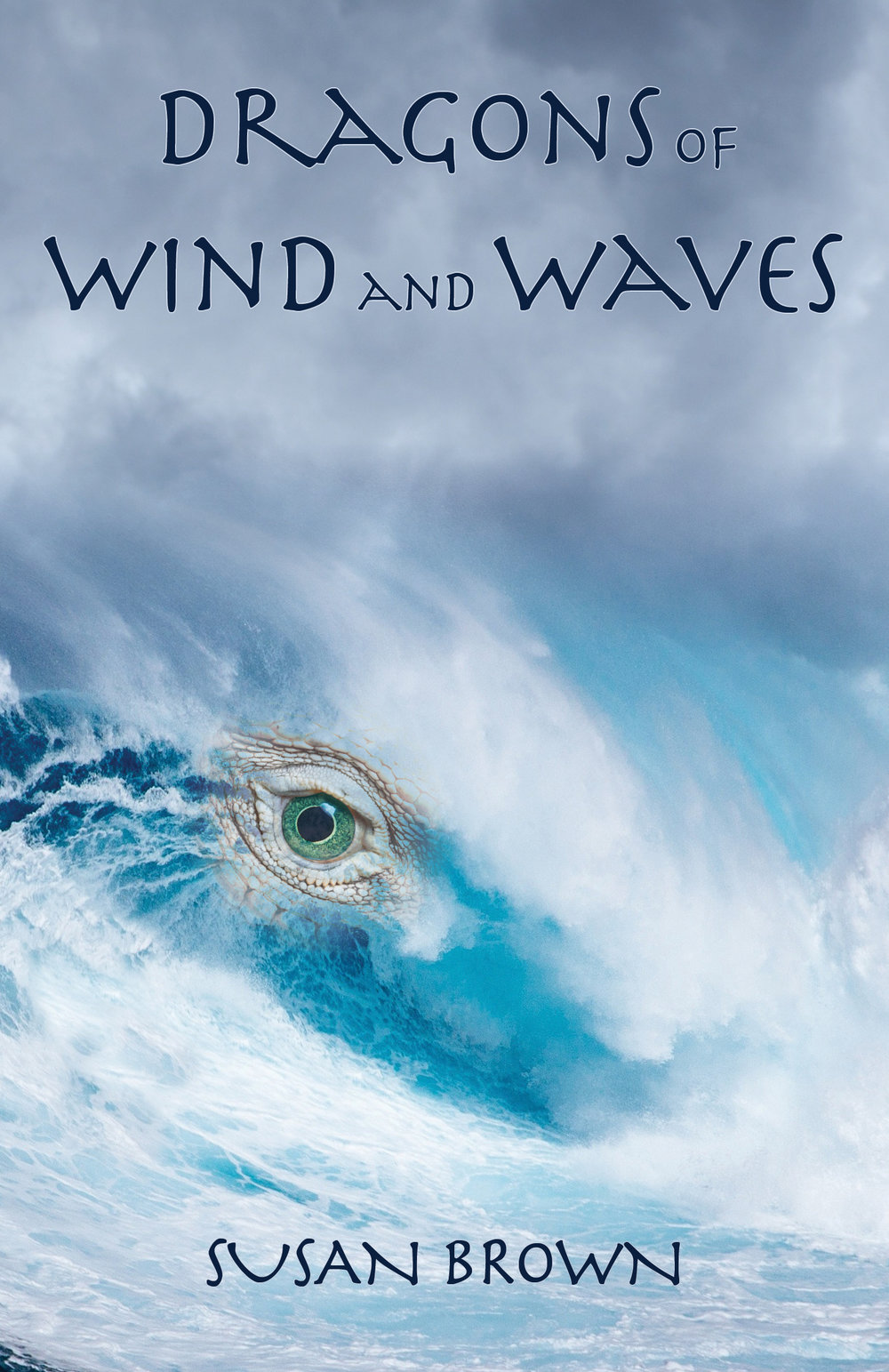 Dragons of Wind and Waves by Susan Brown