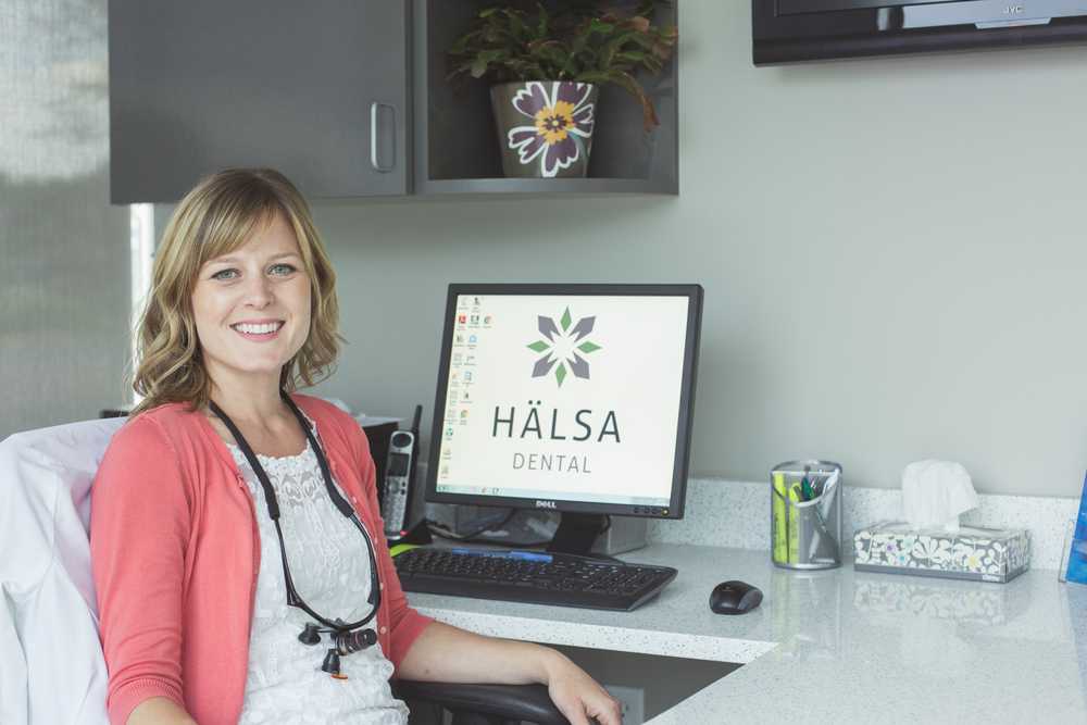 Lauren Peterson, DMD, Owner Hälsa Dental
