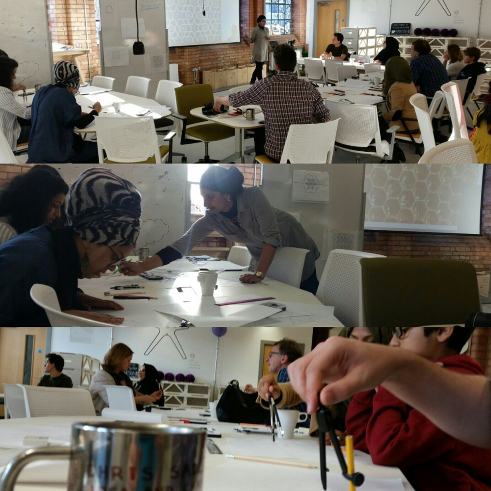 Islamic Art and Design Workshop