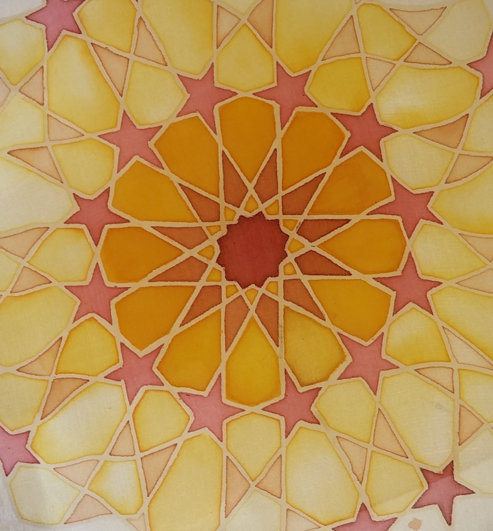 Geometry, Islamic Art, Pattern Design, Shaheen Kasmani
