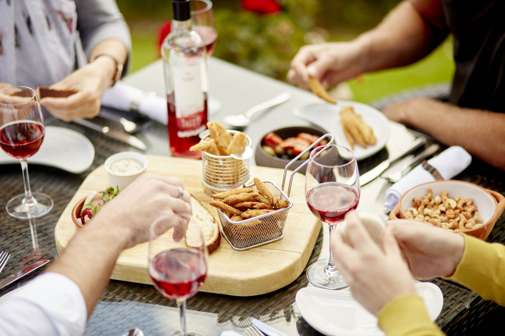 Receny Alfresco dining shoot. Working on a full edit for my new site oliveredwards.photography due to launch very soon