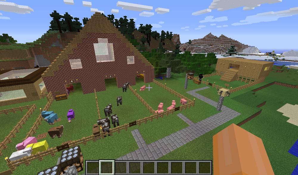 The Barn!