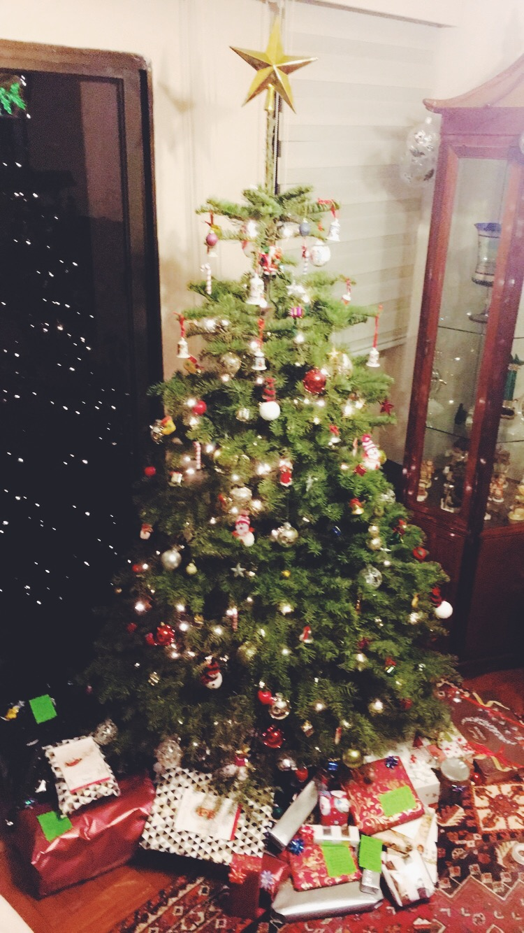 Low quality pic of a high quality tree!