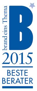 Award Beste Berater 2015