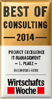 Best of Consulting 2014