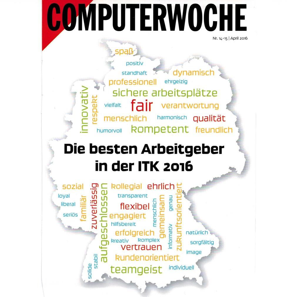 Computerwoche März 2016
