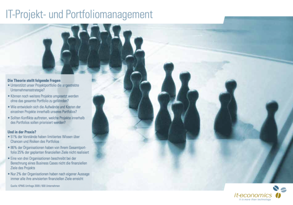 IT-Projekt- und Portfoliomanagement