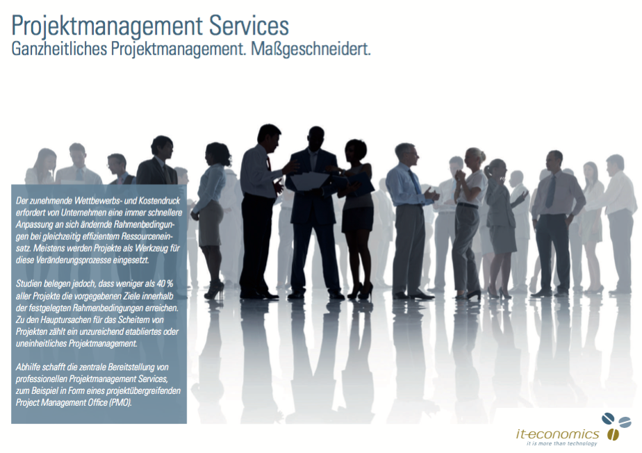 Projektmanagement Services