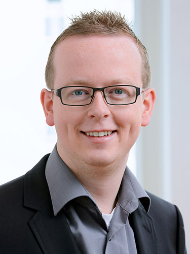 Bernhard Kern, Application Architect und Standortleiter Hamburg