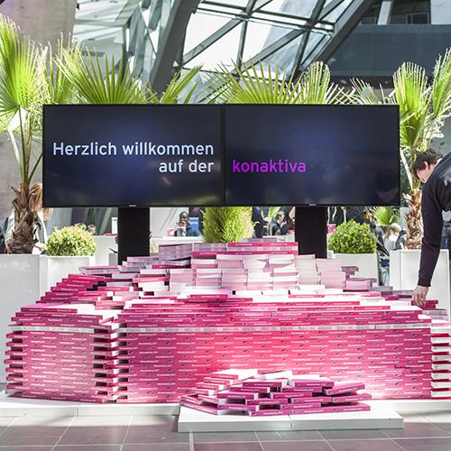 Wir freuen uns auf interessante Gespräche und neue Kontakte auf der konaktiva. (Bild: konaktiva.tu-darmstadt.de)