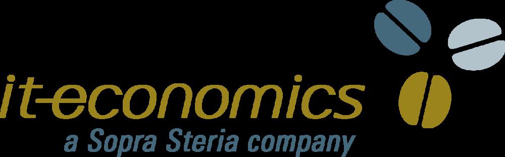 it-economics - a Sopra Steria company - logo