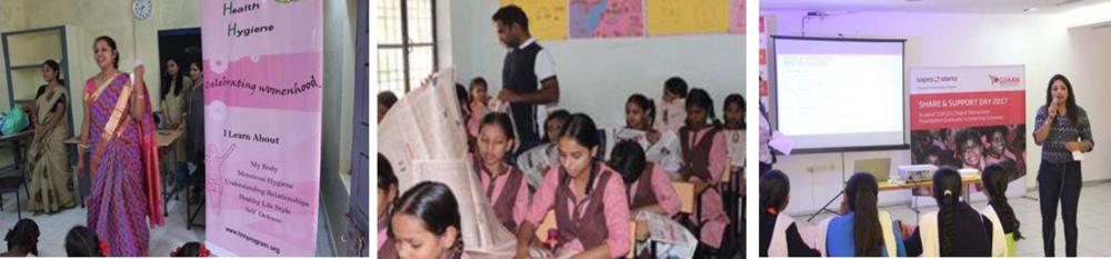 Schulen in Indien
