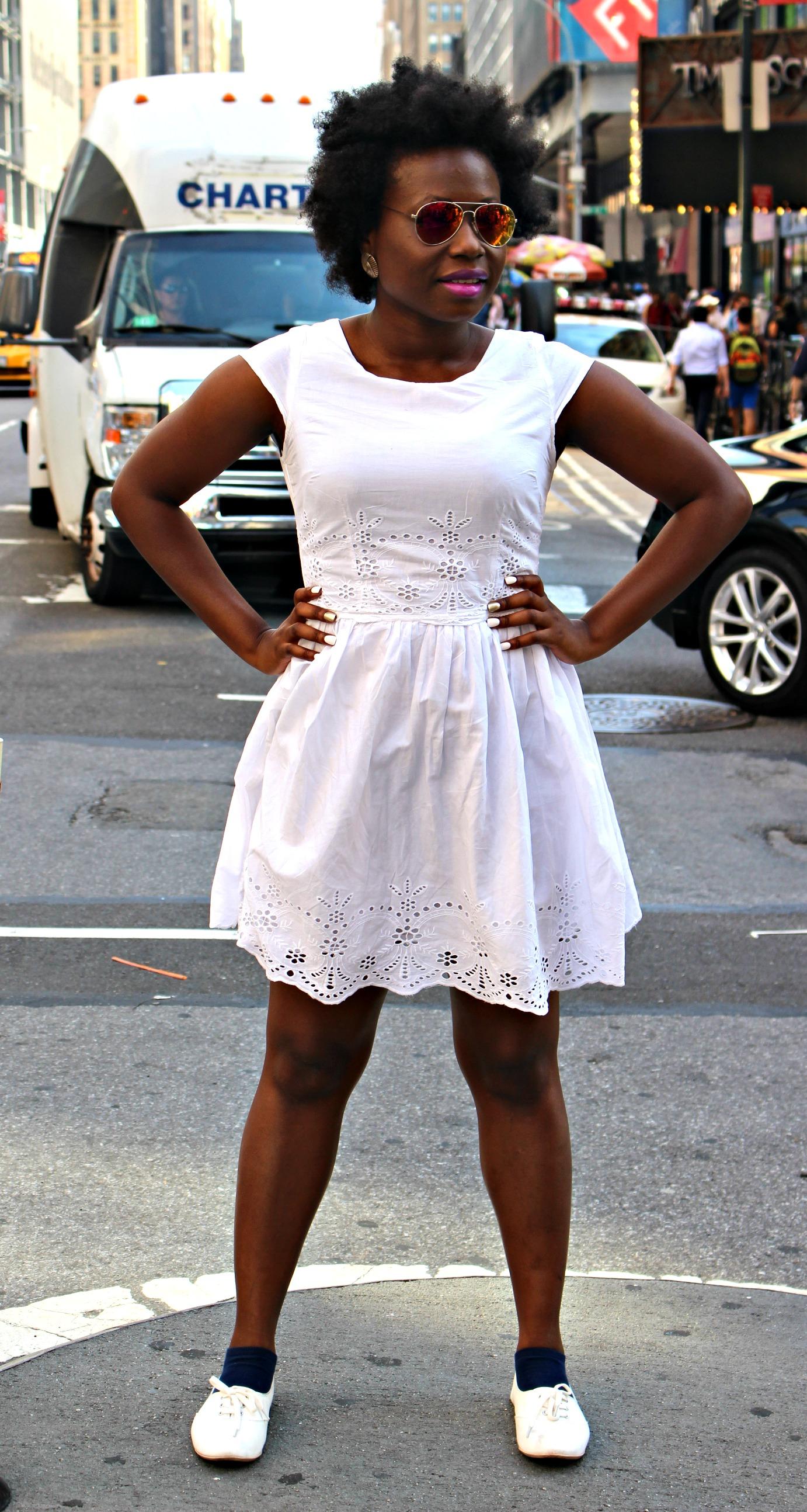 white dress 1301