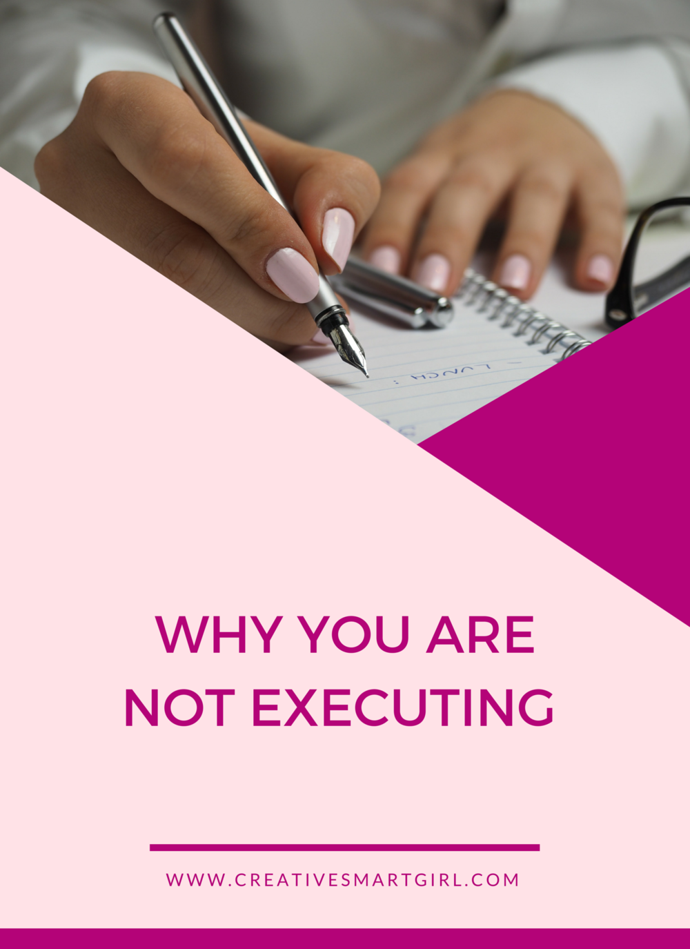 why-youre-not-executing