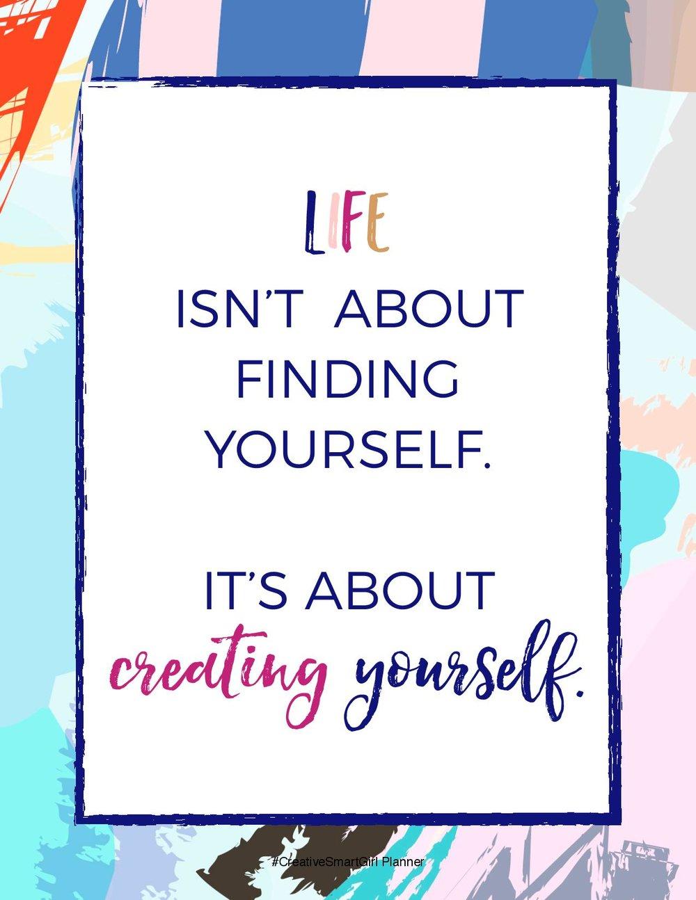 CreativeSmartGirl-Starter-Planner