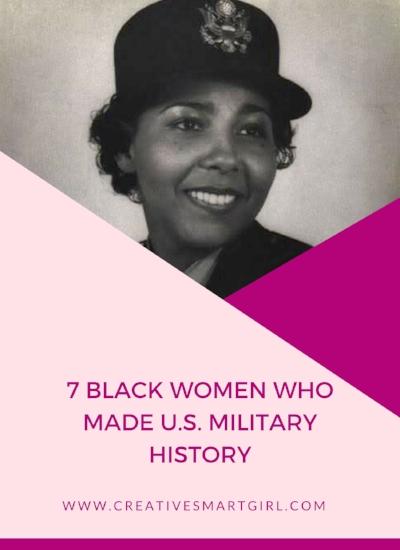 BlackWomeninMilitary