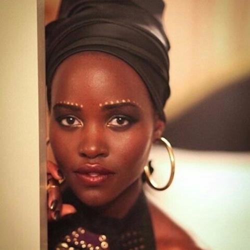 Image: Twitter, Lupita Nyongo