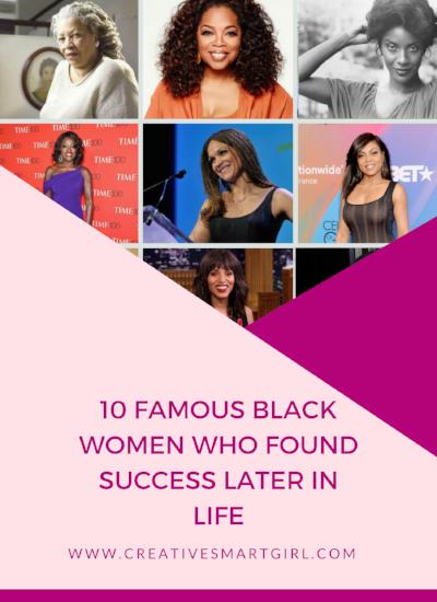 SuccessBlackWomenLateBloomers