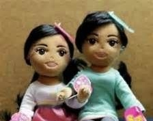 8.  - Sasha and Malia have Beenie baby dolls modeled after them.