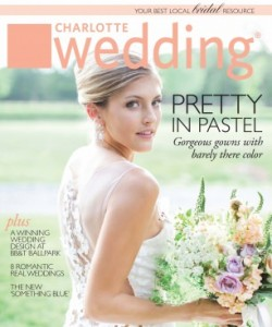 Charlotte Wedding Planner Feature | Southeast Wedding Designer in Magazines | Erica Stawick Events