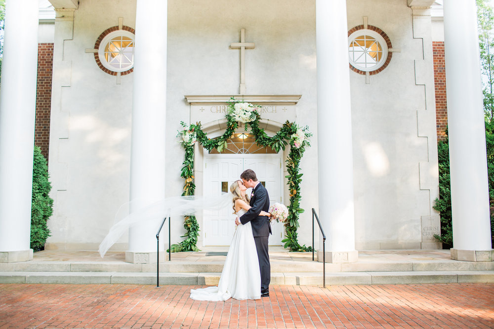 Charlotte Wedding Planner | Luxury Wedding Designer | Erica Stawick Events