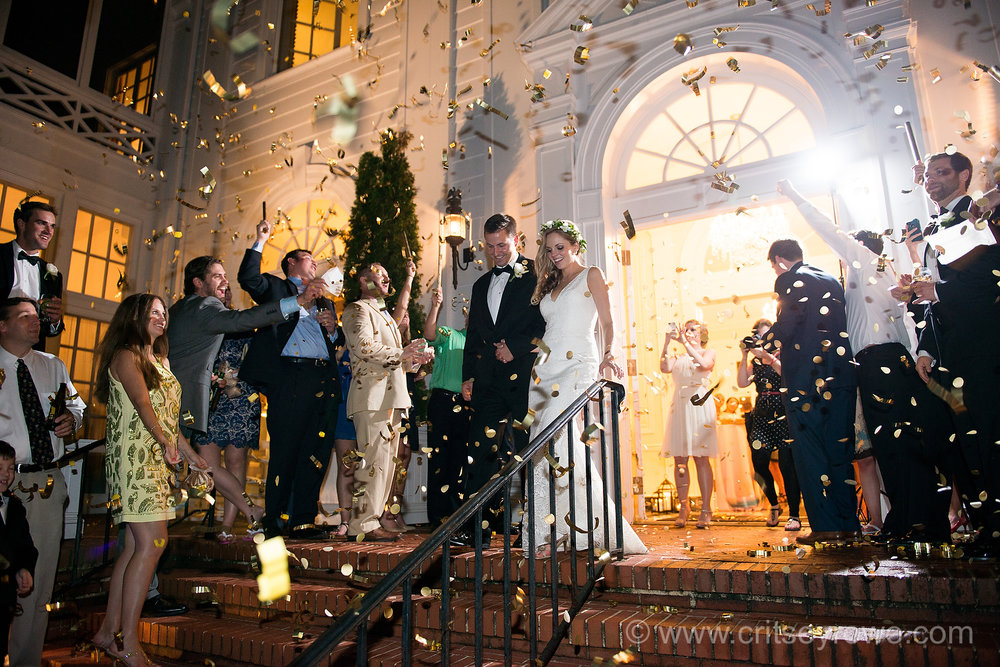 Weddings in Charlotte NC | Wedding Planner for the Southeast | Erica Stawick Events