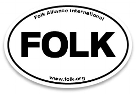 WE ARE VERY EXCITED TO BE ATTENDING FOLK ALIANCE INTERNATIONAL THIS FEBRUARY IN KANSAS CITY!