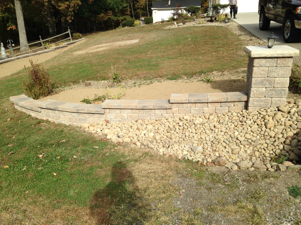 Landscape contractor wooster ohio