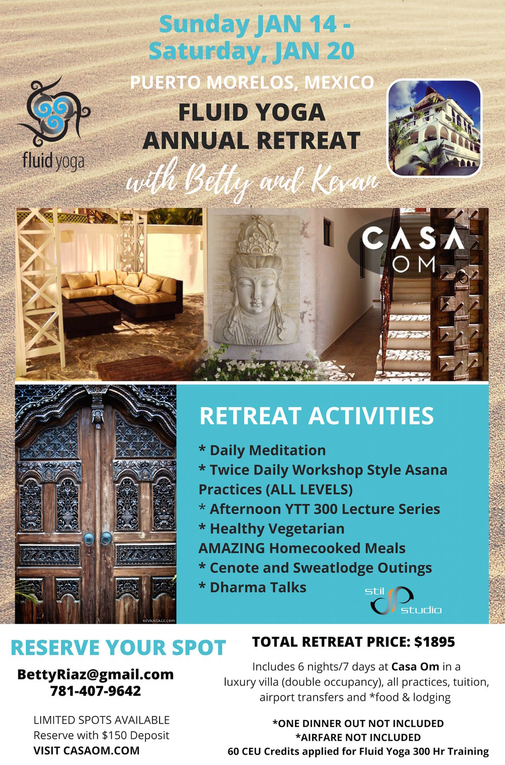 Retreat Poster