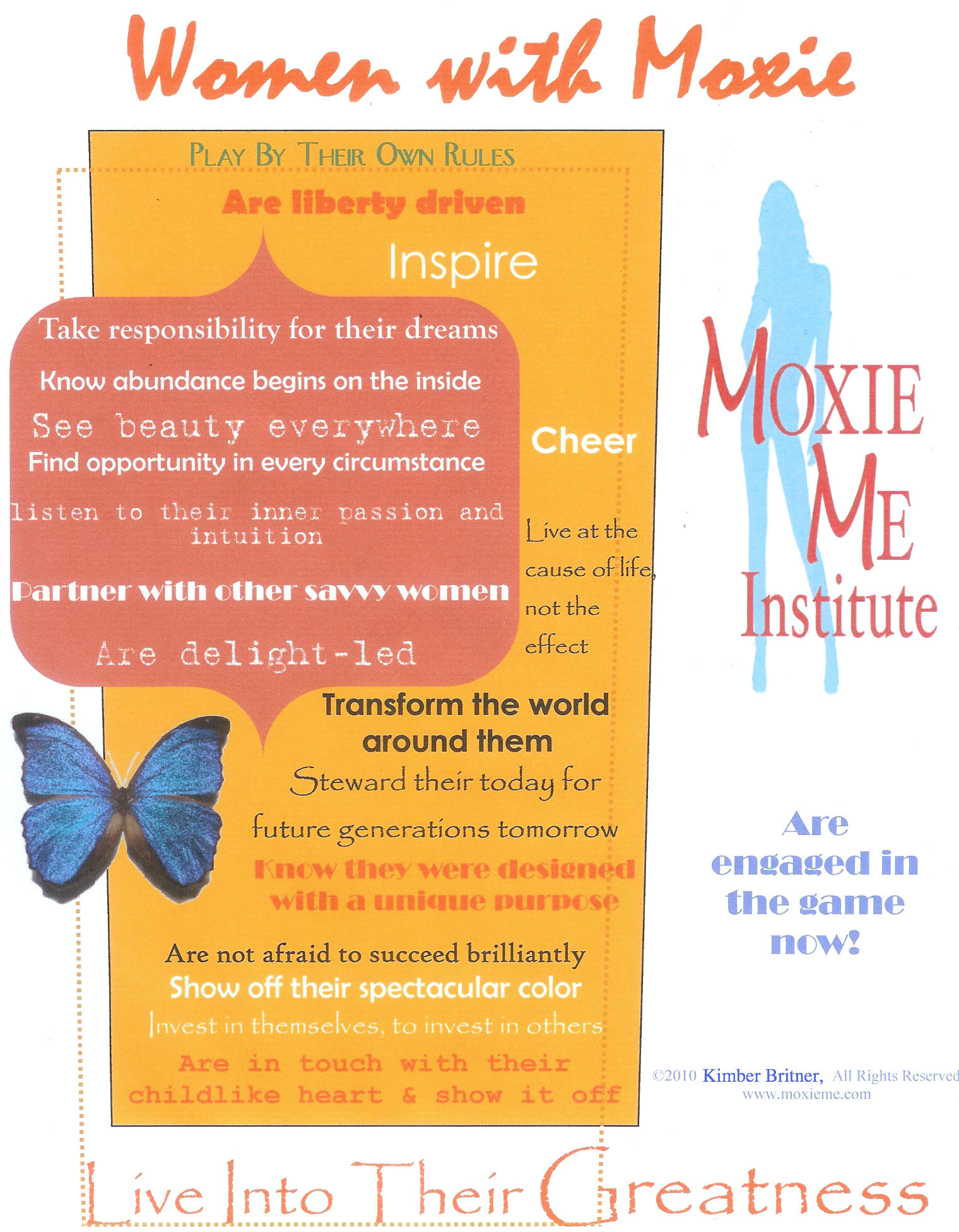 Collage poster Moxie Me 1