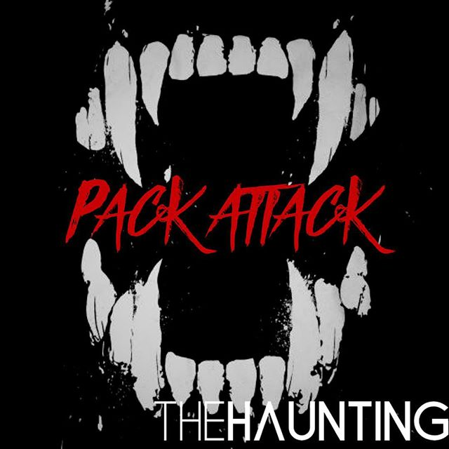 """Don't worry, before we bury you we'll give you a kiss goodnight. """"Pack Attack"""" available this Friday! 🍻 #SVGSQD"""