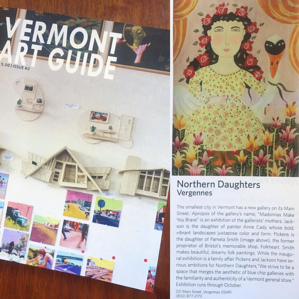 Vermont Art Guide Issue #2