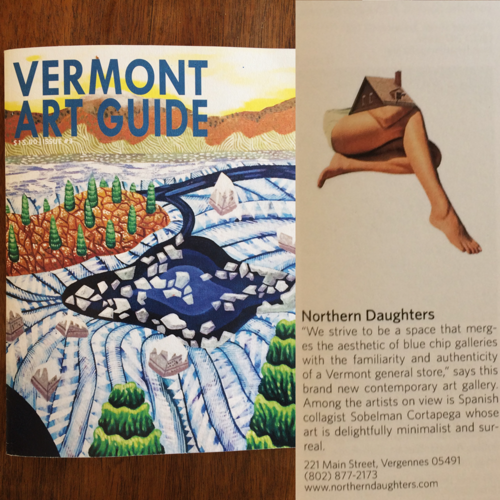 Vermont Art Guide Issue #3