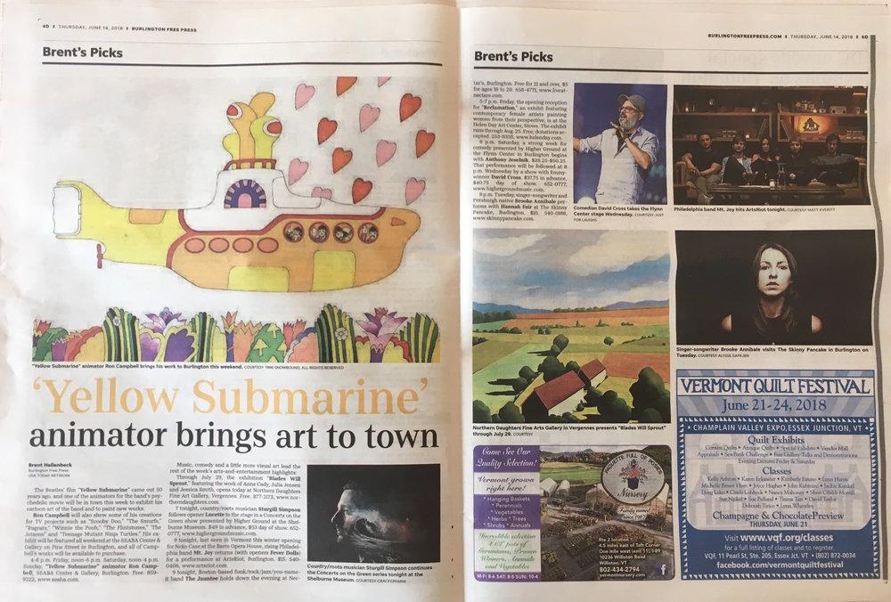Anne Cady - Burlington Free Press