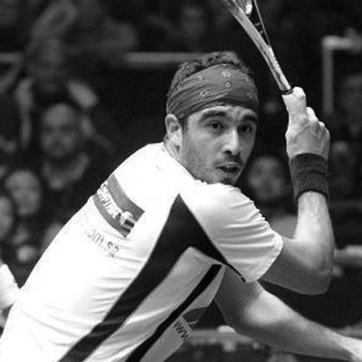 Hisham   Entrenador de Squash  Hisham es un jugador de squash profesional nacido en Egipto. Es considerado el #11 entre los mejores jugadores del mundo, y en la actualidad es instructor en CityView Racquet Club de Nueva York.