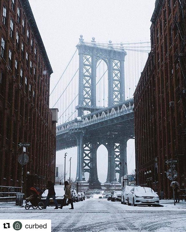 One of the most iconic sights in our beautiful city 😍! #nyclifestyle #therealdeal #nybrokers #nyrealtors #newyork #propertymanager  @repostapp #repost ・・・ ⛄️ NYC ❄️ (📷 @theadventurestoryteller ) Add #curbed to your best pics of architecture and interiors, and we'll regram our faves.