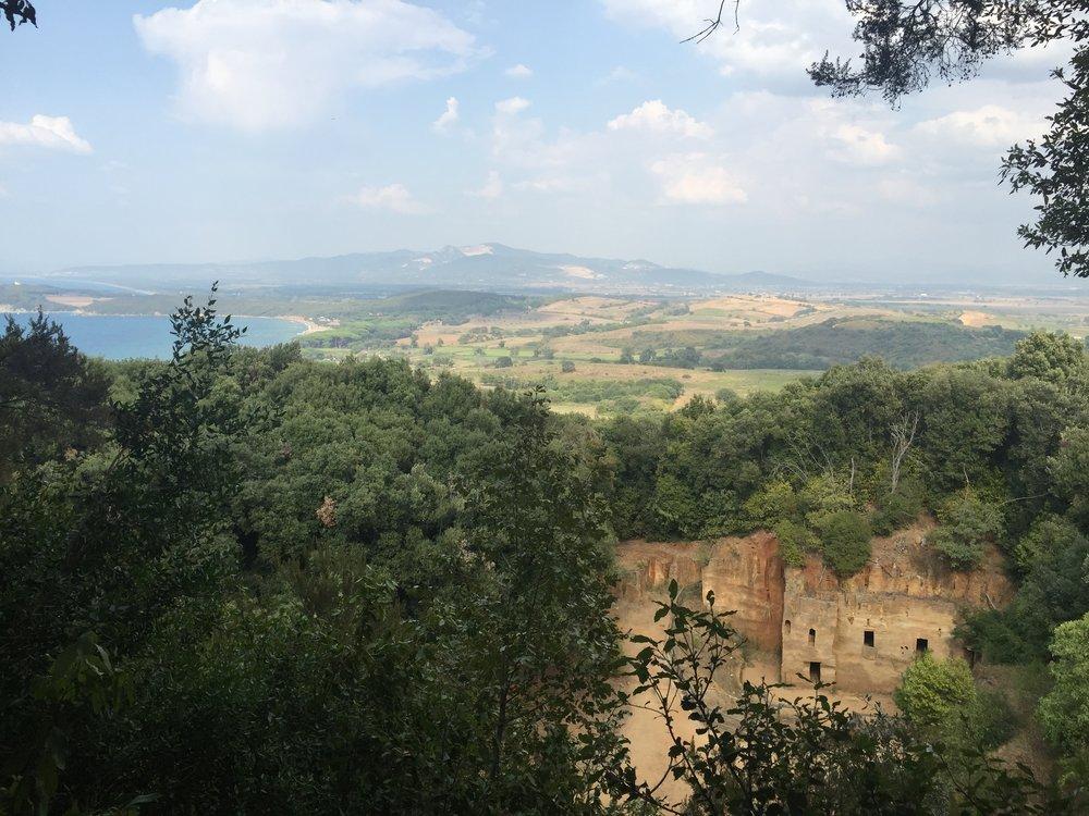 Populonia -Tuscany, Italy