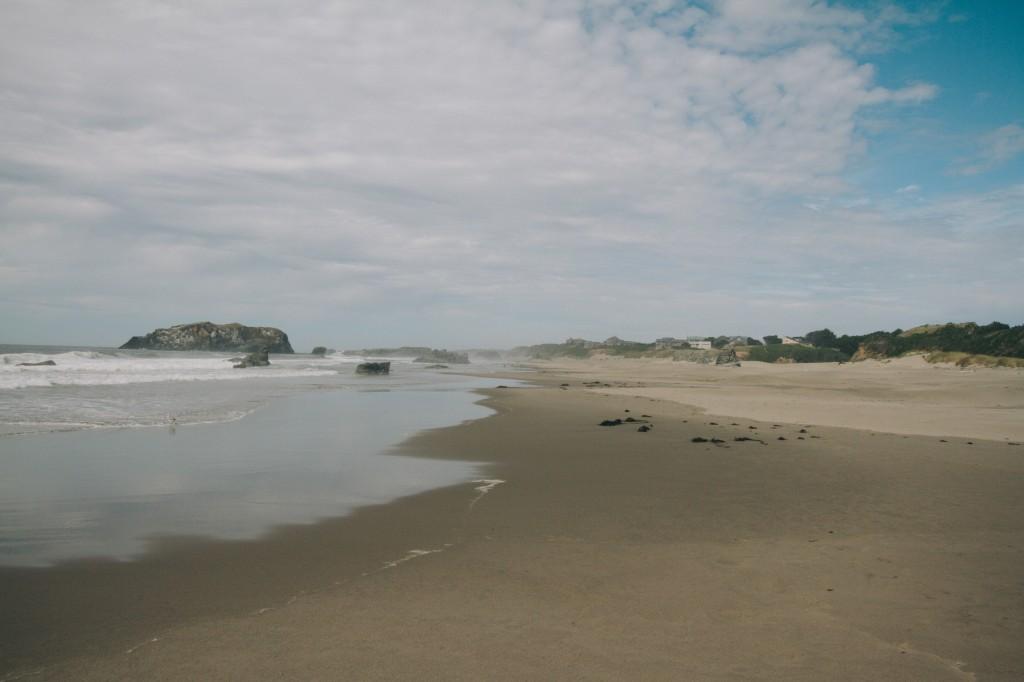 Bandon coastline